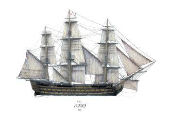 HMS Victory 1803